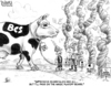 Cartoon: Magic Playoff Beans (small) by karlwimer tagged ncaa,football,championship,playoff,jack,beanstalk,cash,cow,business