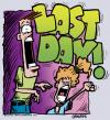 Cartoon: LAST DAY OF SCHOOL!! (small) by GBowen tagged dad,daughter,school