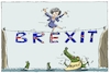 Cartoon: brexit (small) by leopold maurer tagged may,brexit,supreme,court,entscheidung,parlament,abstimmung,grossbritannien