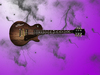 Cartoon: gitar (small) by puneet jaidka tagged gitar digital painting