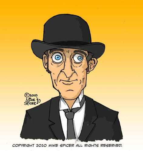 Cartoon: Marty Feldman (medium) by Mike Spicer tagged mike,spicer,avatar,cartoon,caricature,colour,humour,marty,feldman