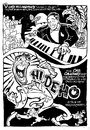 Cartoon: Ellington and Calloway (small) by Milton tagged duke,ellington,cab,calloway,jazz,swing,american,music