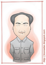 Cartoon: Mao TseTung (small) by Freelah tagged mao,tse,tung