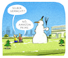 Cartoon: ... (small) by markus-grolik tagged weihnachten,konsum,mas,winter,santa,claus,jingle,bells,nikolaus,heilig,klimawandel,online,business,amazon,abend,geschenk,schneemann