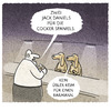 Cartoon: ...afterworkparty... (small) by markus-grolik tagged whiskey,hunde,bar,alkohol,wortspiel,cocker,spaniel,jack,daniels,afterworkparty,happy,hour,grolik