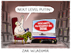 Cartoon: Russian Gamer (small) by markus-grolik tagged zar,putin,russland,autokratie,demokratie,abstimmung,wladimir