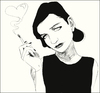 Cartoon: Molko Love (small) by condemned2love tagged music
