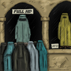 Cartoon: Burka HD (small) by Mandor tagged burka,hd,fashion