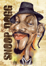 Cartoon: Snoop Dogg (small) by Szena tagged snoop,dogg,singer,rapp,usa