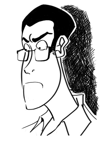 Cartoon: AVGN?? 001 (medium) by BDTXIII tagged avgn