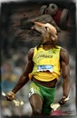 Cartoon: VooDoo Runners... (small) by LuciD tagged fasion olympic times white art zodiac animals cartoon cool earth football humor life live pictures religion photo sport sexy xxx