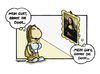 Cartoon: dooooof.... (small) by Marcus Trepesch tagged art mona lisa vernissage kunst comic cartoon funnies