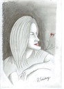 Cartoon: 54 (small) by aytrshnby tagged portrait