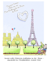 Cartoon: Adieu Libert (small) by Simpleton tagged homophobie,homosexualität,gay,europa,paris,frankreich,france,eiffelturm,tour,eiffel,le,pen,neokonservativ