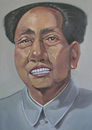 Cartoon: Mao Tse Tung (small) by Dailydanai tagged mao,tse,tung,politics,dailydanai