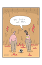 Cartoon: soccer devils (small) by creative jones tagged soccer,devils,overcoming,adversity