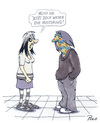 Cartoon: Musterung (small) by POLO tagged musterung,wehrpflicht
