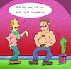 Cartoon: Veggie gay (small) by Rob tagged veggie,day,gay,schwul,vegan,vegetarier,vegetarisch,club,blowjob,blasen,kaktus