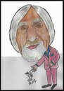 Cartoon: FAKHRY YOUSEF (small) by AHMEDSAMIRFARID tagged ahmed,samir,farid,fakhry,yousef,egyptair,comics,caricature,cartoon