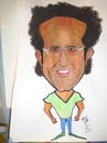 Cartoon: SHERIF MADKOR (small) by AHMEDSAMIRFARID tagged ahmed,samir,farid,ahmedsamirfarid,sherif,madkor,cartoon,caricature,famous,people,illustrator