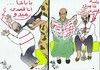 Cartoon: ZAMALEK LOST (small) by AHMEDSAMIRFARID tagged ahmed,samir,farid,zamalek,egyptair,cartoon,caricature