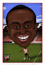 Cartoon: Brentford FC Caricatures (small) by brendanw tagged brentford,andre,gray,odubajo,forshaw,bidwell,button,bees,caricatures,footy,footballcaricatures,brendanwilliams,brendan,williams,football,art,caricaturist