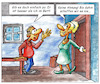 Cartoon: Besser im Bett? (small) by Troganer tagged beziehung,ehe,seitensprung