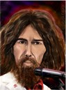 Cartoon: george harrison (small) by sylvia tagged george,harrison,bangladesh