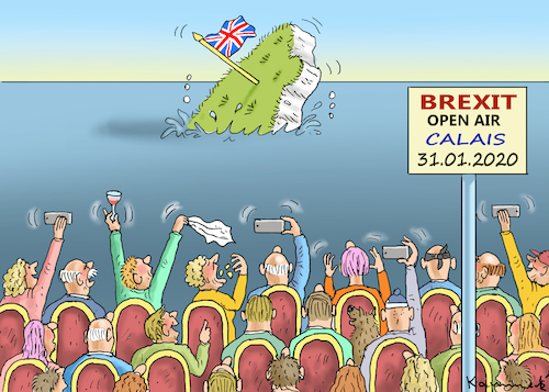 BREXIT OPEN AIR