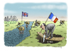 Cartoon: Francois Hollandes Kapitalflucht (small) by marian kamensky tagged francois,hollande,kapitalflucht,nach,england,milliarden,loch