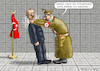 Cartoon: PETER STEUDTNER (small) by marian kamensky tagged peter,steudtner,entlassung,erdogan
