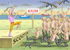 Cartoon: SCOOTER BAXXTARD AUF DER KRIM (small) by marian kamensky tagged scooter,baxxtard,auf,der,krim,putin