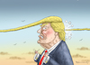 Cartoon: TRUMPFRISUR (small) by marian kamensky tagged terroranschlag,in,berlin,afd,is,weihnachten,anis,amri