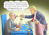 Cartoon: TRUMPS RINDFLEISCHZWANG (small) by marian kamensky tagged brexit,theresa,may,england,eu,schottland,weicher,wahlen,boris,johnson,nigel,farage,ostern,seidenstrasse,xi,jinping,referendum,trump,monsanto,bayer,glyphosa,strafzölle