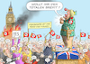 Cartoon: WARUM DAS PARLAMENT URLAUB MACHT (small) by marian kamensky tagged brexit,theresa,may,england,eu,schottland,weicher,wahlen,boris,johnson,nigel,farage,ostern,seidenstrasse,xi,jinping,referendum,trump,monsanto,bayer,glyphosa,strafzölle