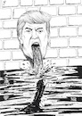 Cartoon: Trump s Clean Water Rule (small) by paolo lombardi tagged trump