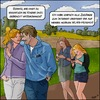 Cartoon: Sonntagsspaziergang (small) by Fenya tagged familie,eltern,handy,internet,wlan,hotspot,spaziergang,kinder,kids,teenies,teens,wifi,smartphone