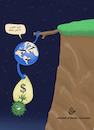 Cartoon: economy (small) by abdullah tagged coronavirus,economy,covid19