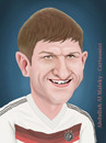 Cartoon: Thomas Muller (small) by abdullah tagged bayern,munich,germany,muller