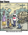 Cartoon: been there (small) by George tagged been,there