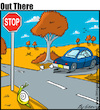 Cartoon: stop (small) by George tagged stop