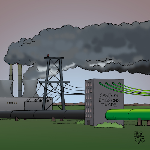 Greenwashing Carbon Tax