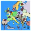 Cartoon: Labyrinth Europa (small) by Timo Essner tagged europa,europe,labyrinth,maze,flucht,fluchtwege,flüchtlinge,einwanderung,eu,europäische,european,union,quoten,flüchtlingsquoten,immigration,einwanderungsquote,aufnahme