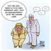 Cartoon: Merkel Seehofer Versöhnung (small) by Timo Essner tagged seehofer,merkel,parteitag,cdu,csu,schwesterpartei,versöhnung,strategie,wahlkampf,bundestagswahl,btw17,cartoon,timo,essner