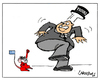 Cartoon: Troika (small) by Carma tagged troika,tsipras,economy,sociey,finances,bank,debt,greek,elections,greece,europe,government,cartoons,politics,political