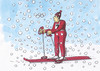 Cartoon: no title (small) by kotrha tagged sochi,sport,olympics