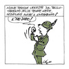 Cartoon: Penne nere (small) by kurtsatiriko tagged penne,nere,lega,nord