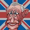 Cartoon: Prince Charles (small) by KEOGH tagged prince,charles,keogh,cartoons,wales,british,royalty,uk,britain,royal,family