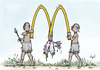 Cartoon: Advertisement !! (small) by ombaddi tagged no