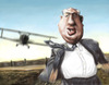 Cartoon: Alfred Hitchcock 2 (small) by doodleart tagged alfred,hitchcock,movies,celebrity,director